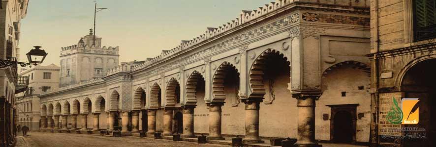 آثار المرابطين المعمارية في المغرب والأندلس