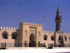 مسجد عمرو بن العاص
