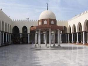 جامع عمرو بن العاص بدمياط