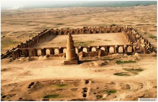 جامع الملوية .. المسجد الكبير في سامراء