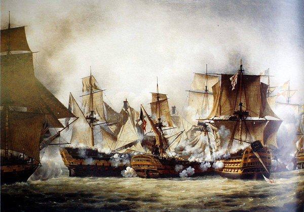 معركة المجاز البحرية