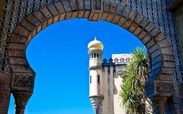 شنترين فردوس البرتغال المفقود